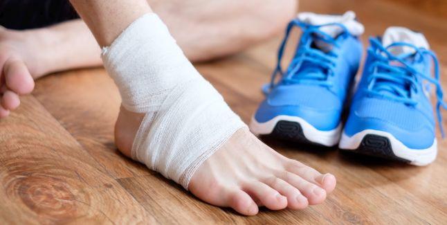 inflamația articulațiilor mici ale picioarelor)