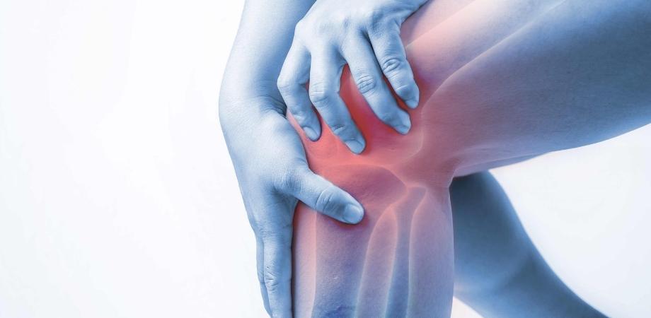 intensificarea durerii articulare