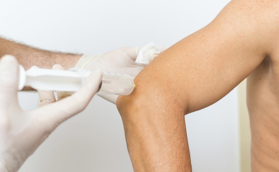 tratarea ozonului cu artroză