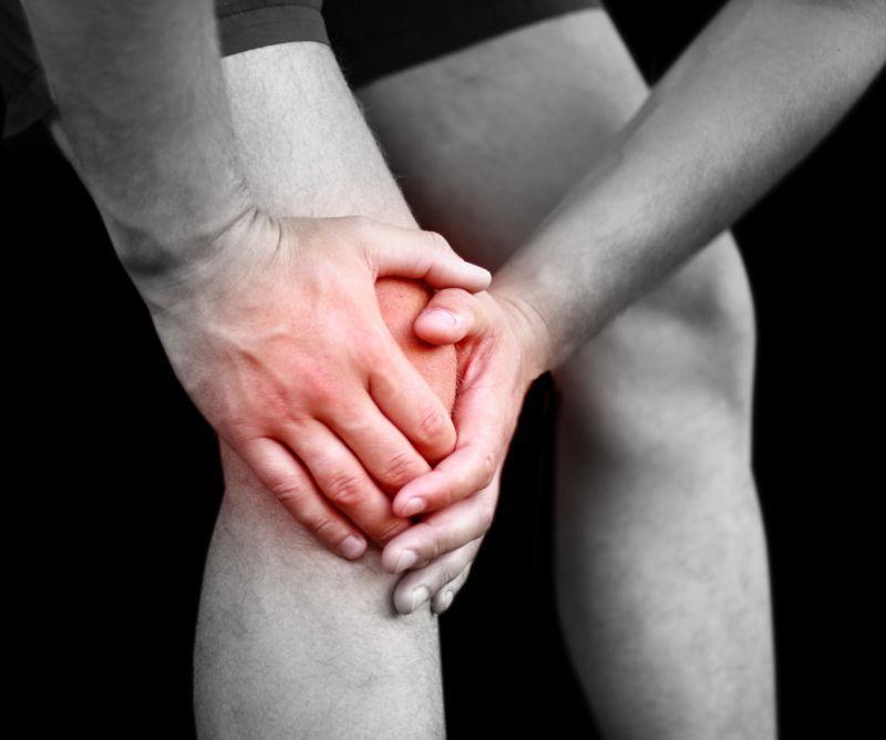 ajutați cu artrita genunchiului
