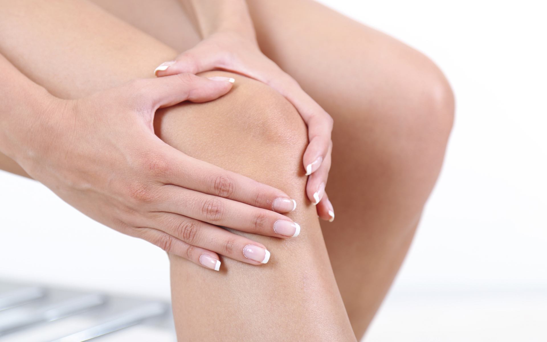 durerea la genunchi a început