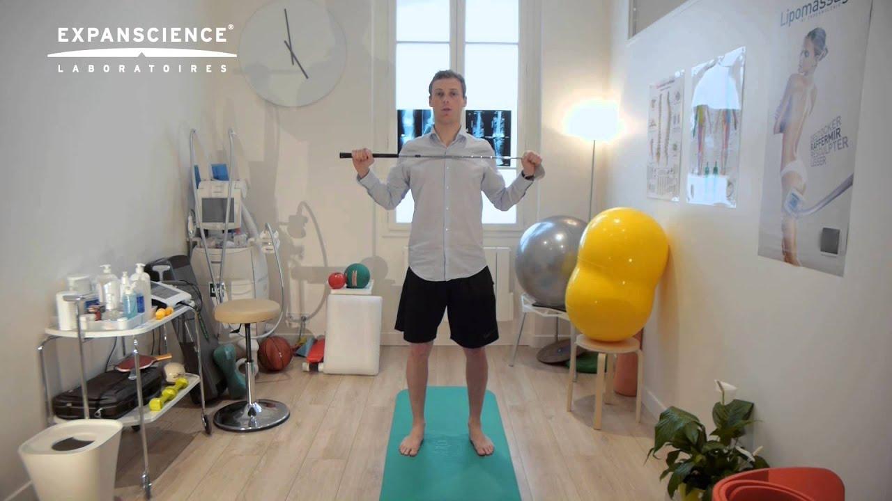 exerciții cu un expander pentru tratamentul artrozei
