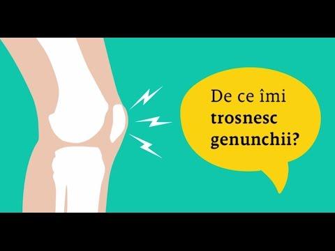 boala genunchiului și cotului)
