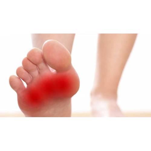 dureri la nivelul articulațiilor metatarsofangianale)