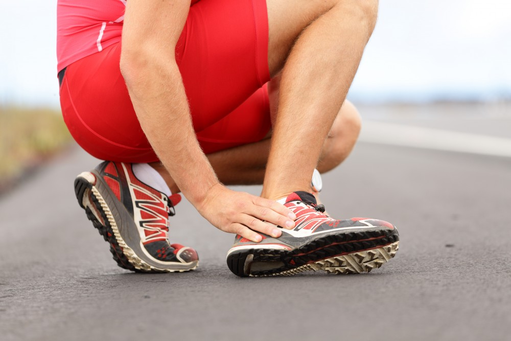 Leziuni produse de alergare