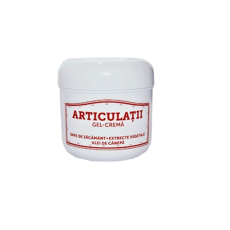 Crema-balsam cu extract purificat de rasina Mumie si sunghit pentru articulatii