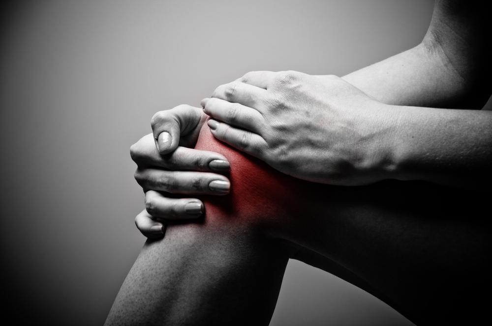 hemartroza genunchiului)