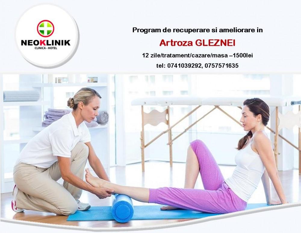 artroza forumului de tratare a gleznei)