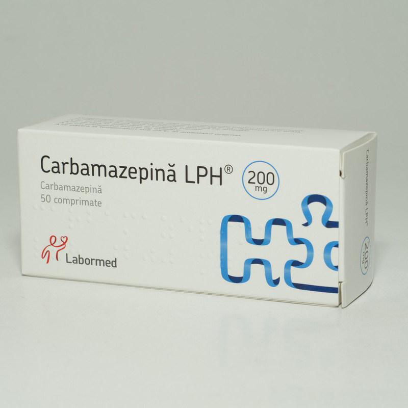 CARBAMAZEPINA TERAPIA MG X 50 | Medimfarm