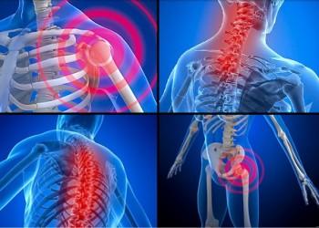apăsarea bancului de durere articular)