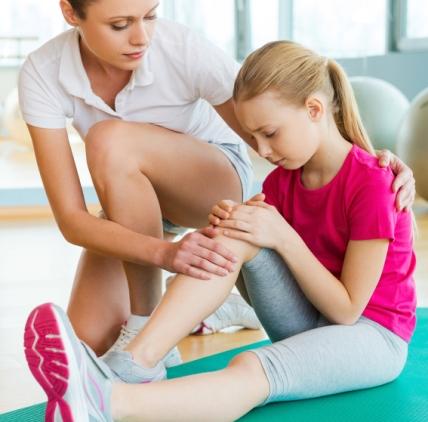dureri articulare la picioarele copilului