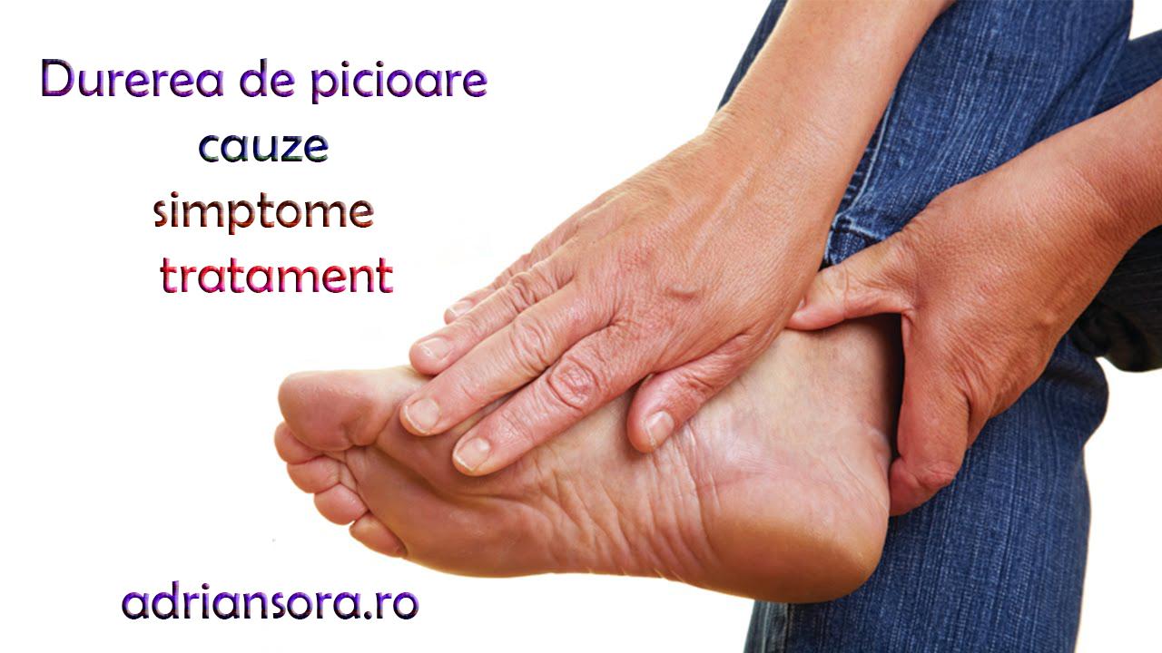 durere în articulațiile picioarelor degetelor care ameliorează durerile articulare