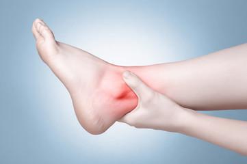 Entorsa de gleznă - cauze, simptome, clasificare, tratament