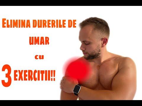 exerciții terapeutice pentru dureri de umăr)