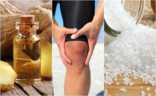 plante medicinale pentru tratarea articulațiilor genunchiului