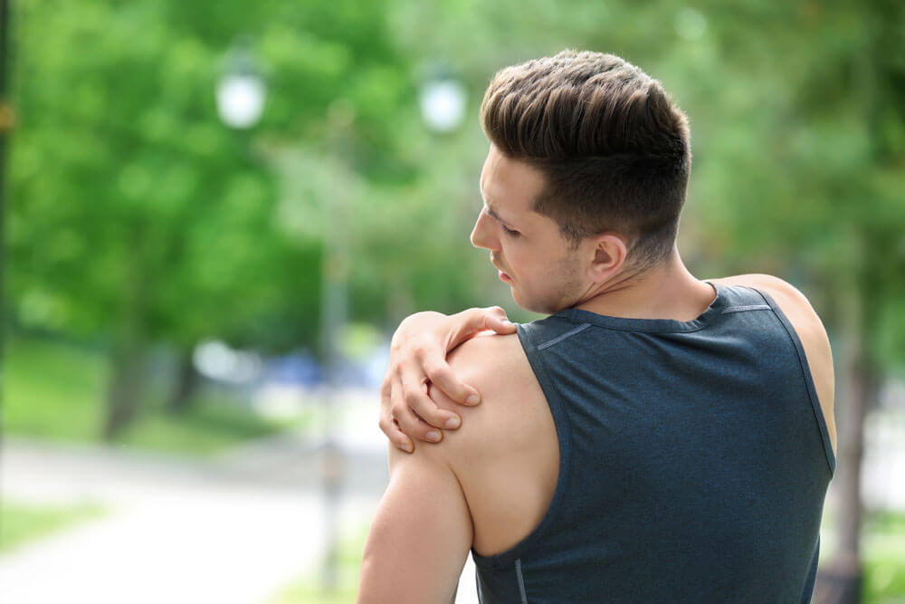 durere durere în mușchii articulațiilor umărului)