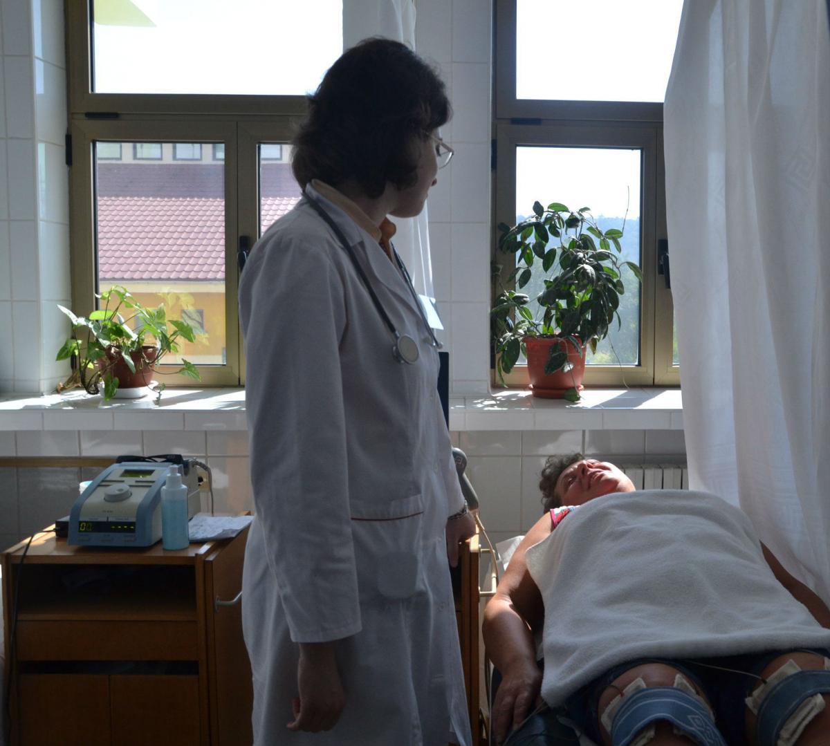 tratamentul artrozei în USSr
