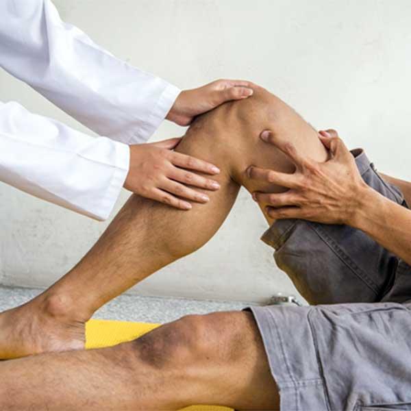 durere după proteze ale genunchiului