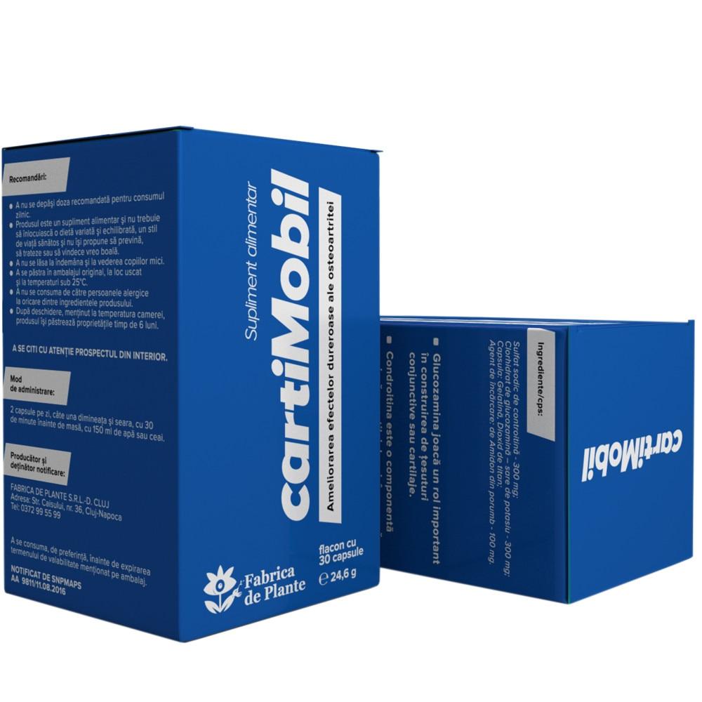 Complex de masă de condroitină glucozamină - CALIVITA JOINT PROTEX FORTE