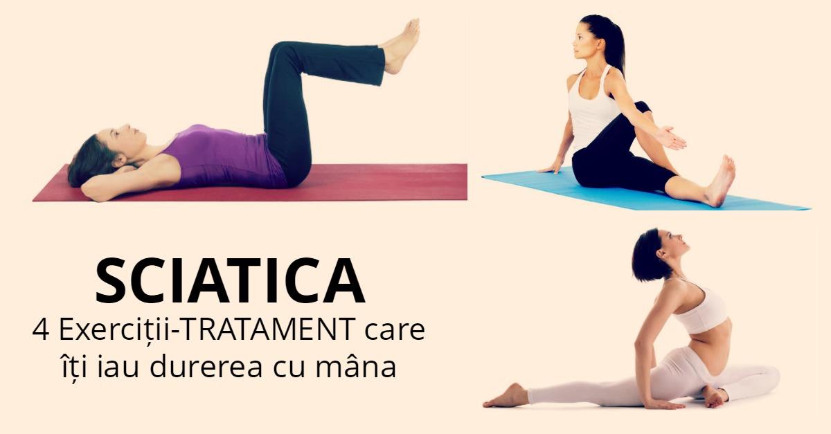 exerciții medicale pentru dureri de șold)