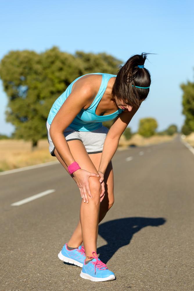 inflamația genunchiului de la cuvântul motociclist)