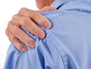 Artralgia sau artroza articulației umărului