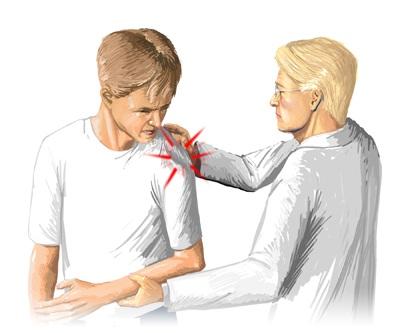 acupunctura pentru durerea articulațiilor umărului)