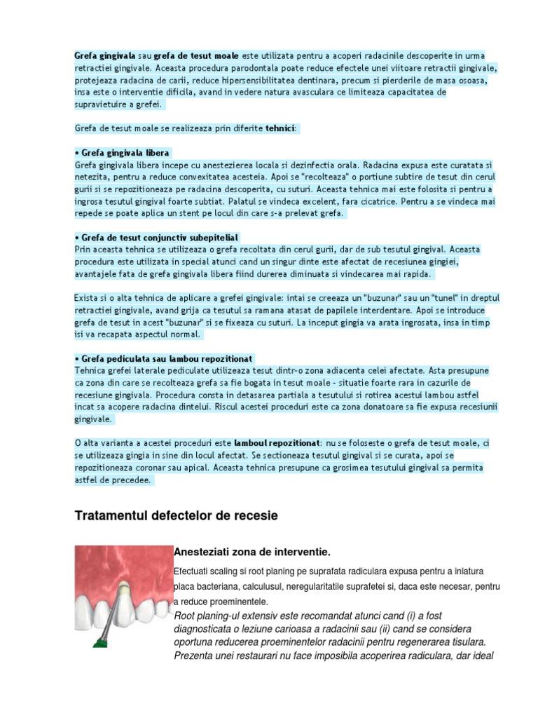 preparate de regenerare a țesutului conjunctiv)