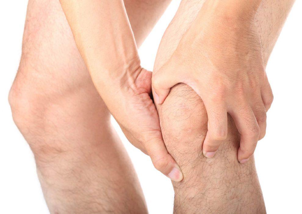 boli pe genunchi)