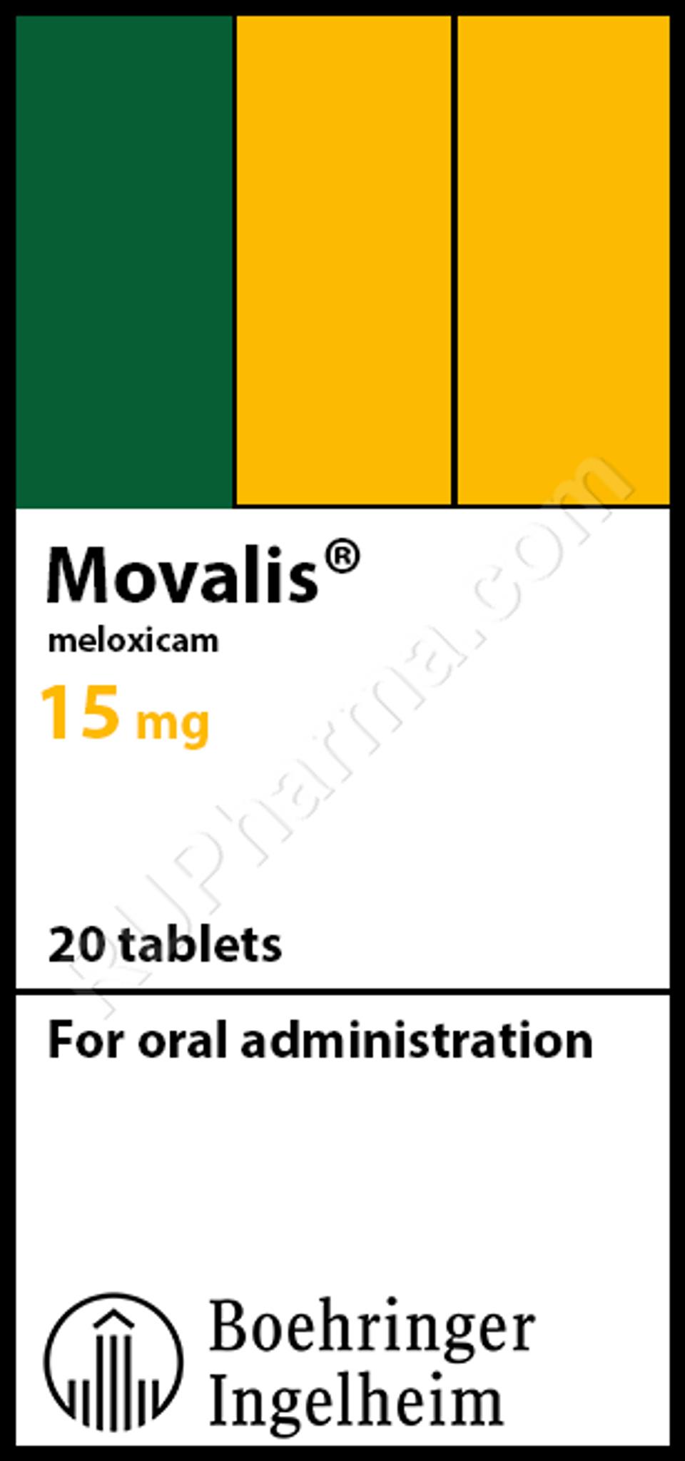 Movalis cu dureri articulare, MOVALIS 15mg/1,5ml SOL. INJ.