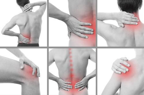 unguent care ameliorează durerea în osteochondroză