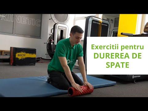 durere aproape de articulație în timpul exercițiului fizic)
