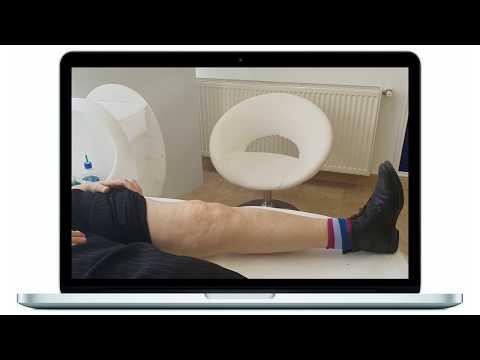Artroza dispozitivului de tratare a genunchiului