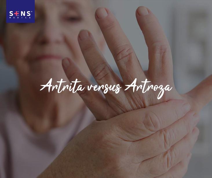 Care este diferența dintre tratamentul artritei și artrozei