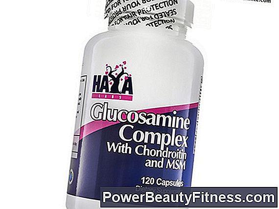 Omega-3 Glucosamine, capsule