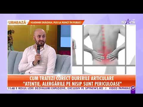 dacă articulațiile de pe brațe se umflă care ajută la durerea articulației genunchiului