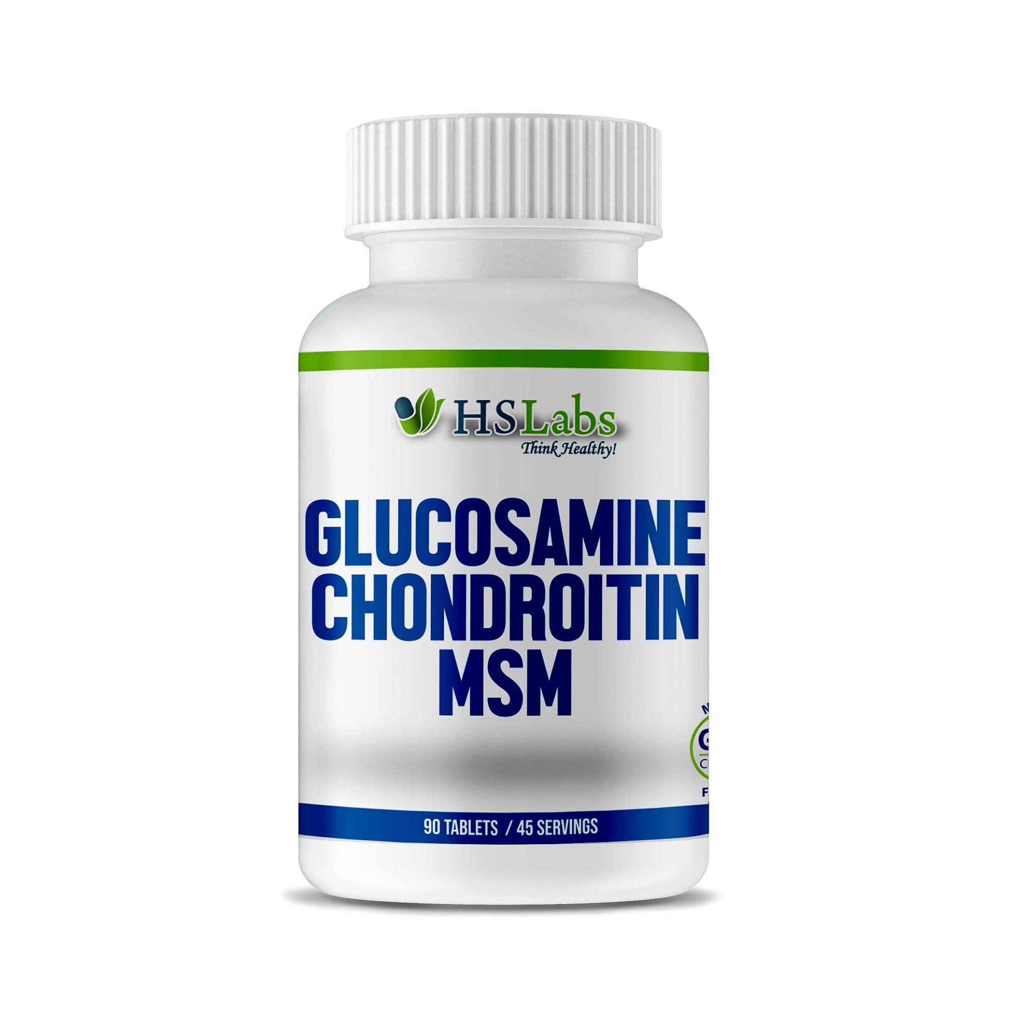 8 în 1 glucozamină și condroitină