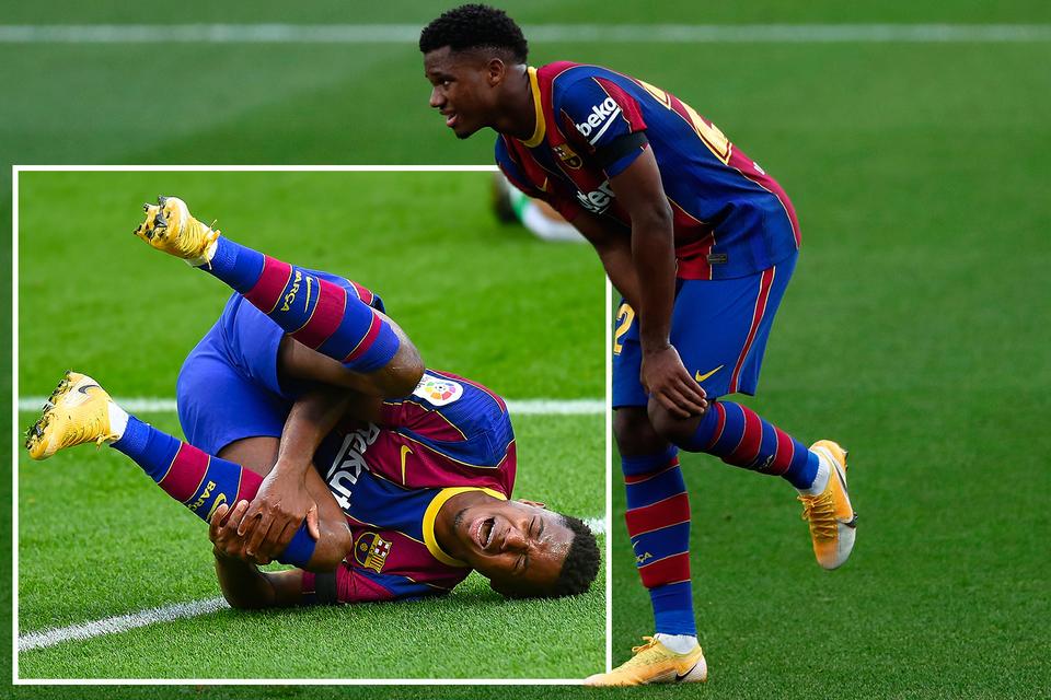 durere genunchi de la fotbal