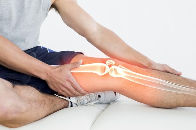 dureri articulare acute în timpul întinderii)