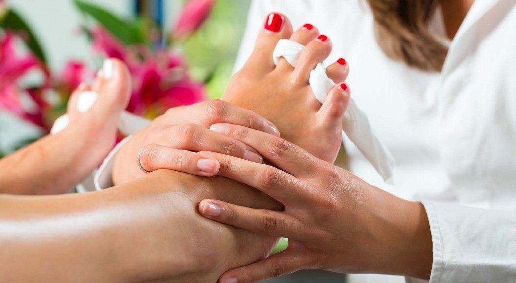 Artrita supurativa a degetului de la picior. Artrita degetului mare