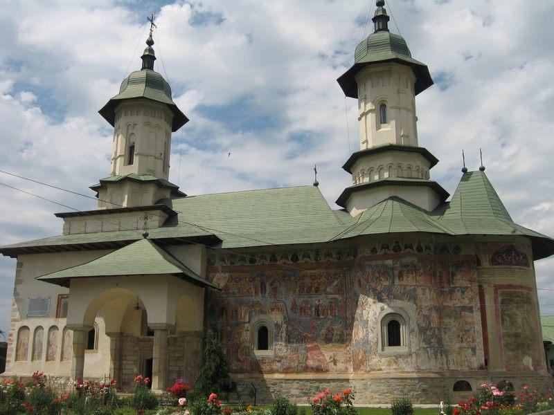mănăstirea bolii comune