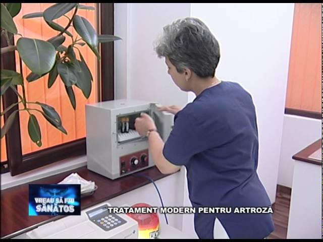 tratamentul ondular al artrozei