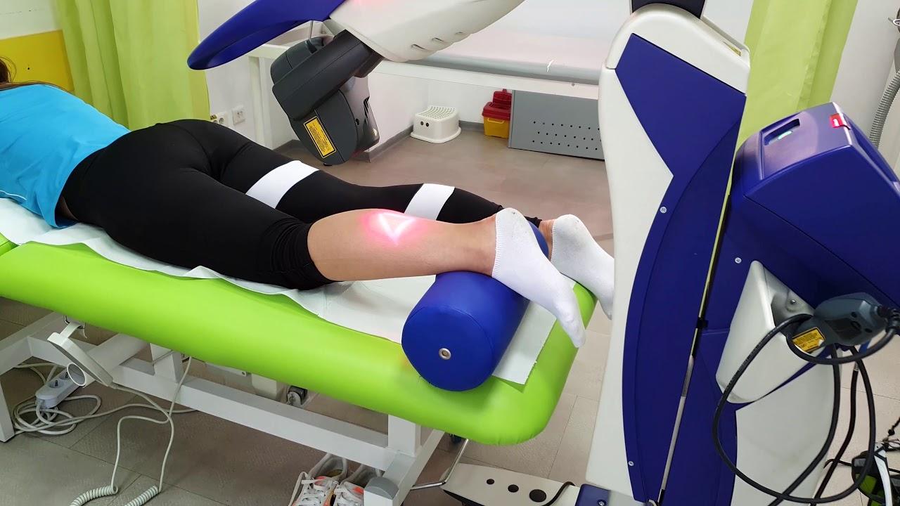 tratament cu artroza cu laser Pret unguent de încălzire pentru osteocondroza cervicală