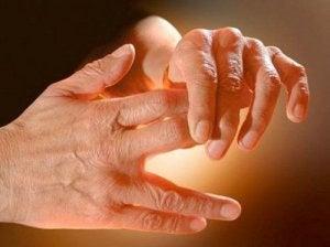 durere și furnicături în genunchi