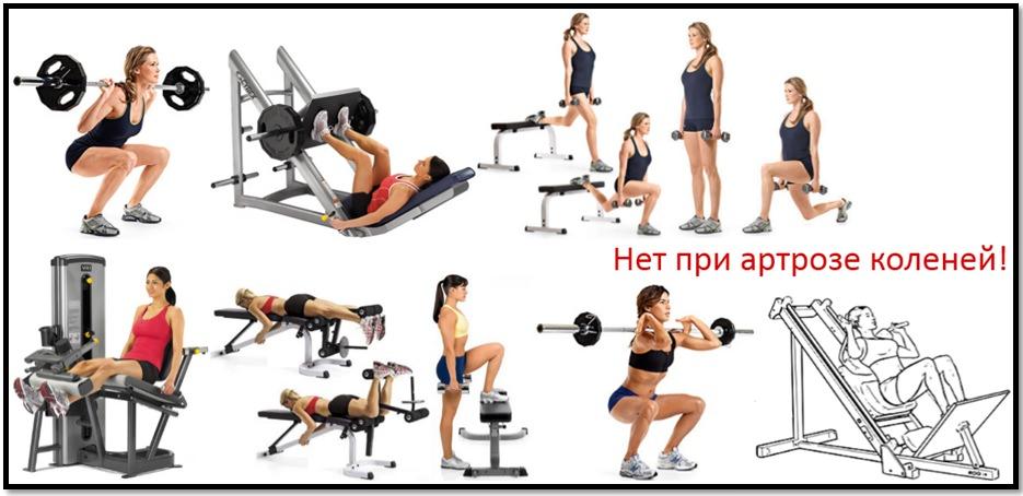 exercițiu de tratament cu artroză)