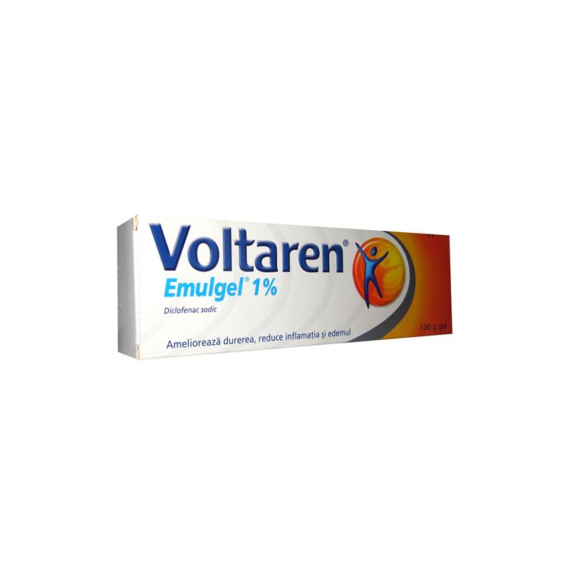 cumpara voltaren emulgel pentru dureri articulare