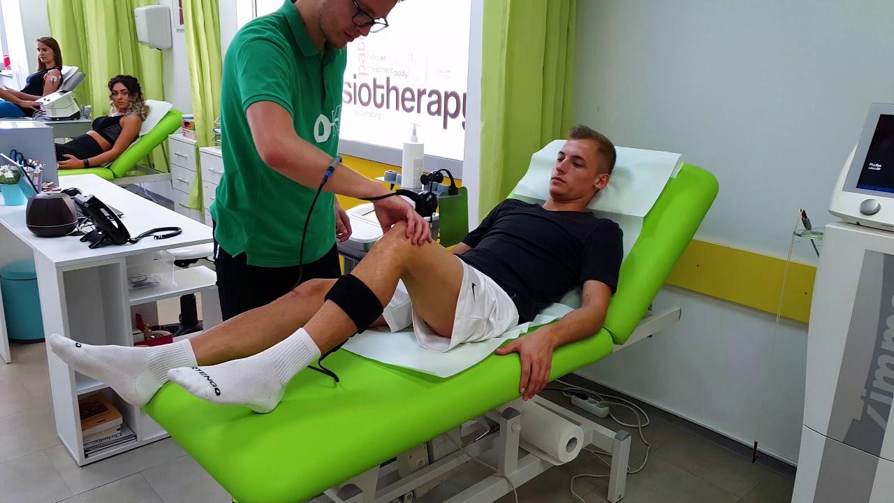 cum să tratezi blocarea genunchiului