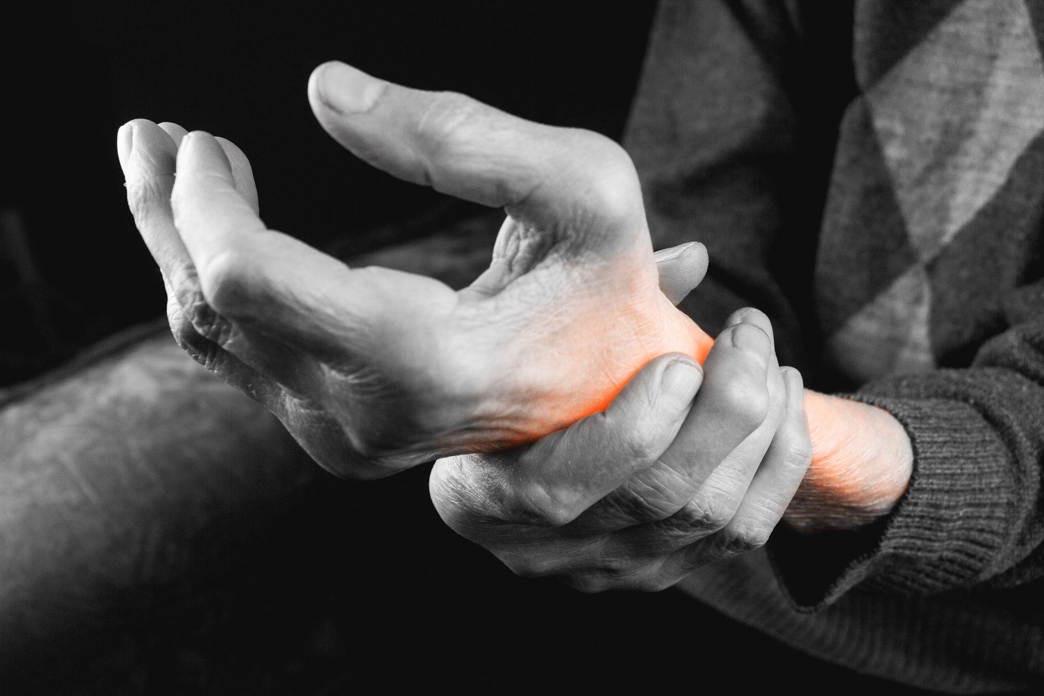 semne inițiale de artroză la încheietura mâinii