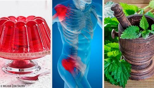 Mijloace pentru întărirea articulațiilor cartilajului și ligamentelor