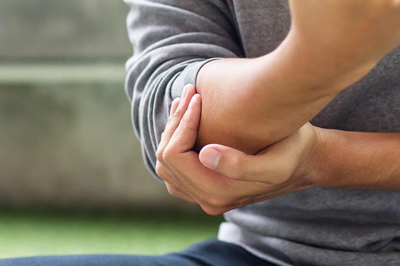 calmează durerea în articulațiile gutei